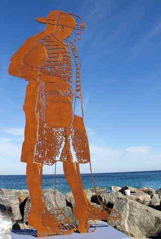 Sculpture by the Sea Cottesloe Zadok Ben-David, Big Boy